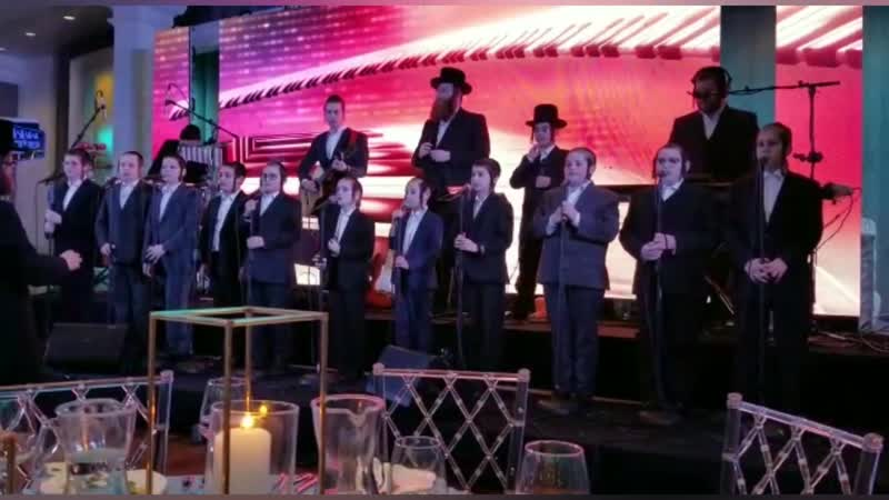 Sender Gelb • Shir V'shevach • Dovi Tessler סנדר געלב • מקהלת שיר ושבח • דובי טעסלר