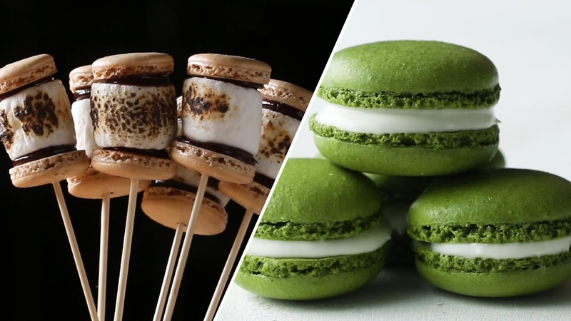 How to Make Macaron Recipes To Become A Macaron Master Tasty