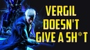 UMVC3 - Vergil Is The Most Godlike Fighting Game Character Of All Time