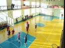 """КЭС Баскет"""" продолжается За выход в финальные встречи соревнуются третья группа школ"""