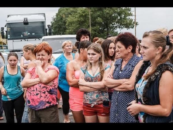 Цыгане пытались изнасиловать женщин в селе под Пензой, а потом начали резать русских (2019)