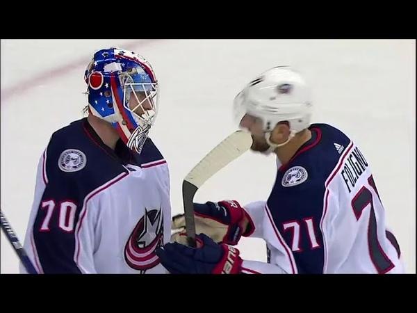 Решающий гол Панарина в ОТ\ Хайповый Спорт Хоккей NHL НХЛ nhlnews панарин