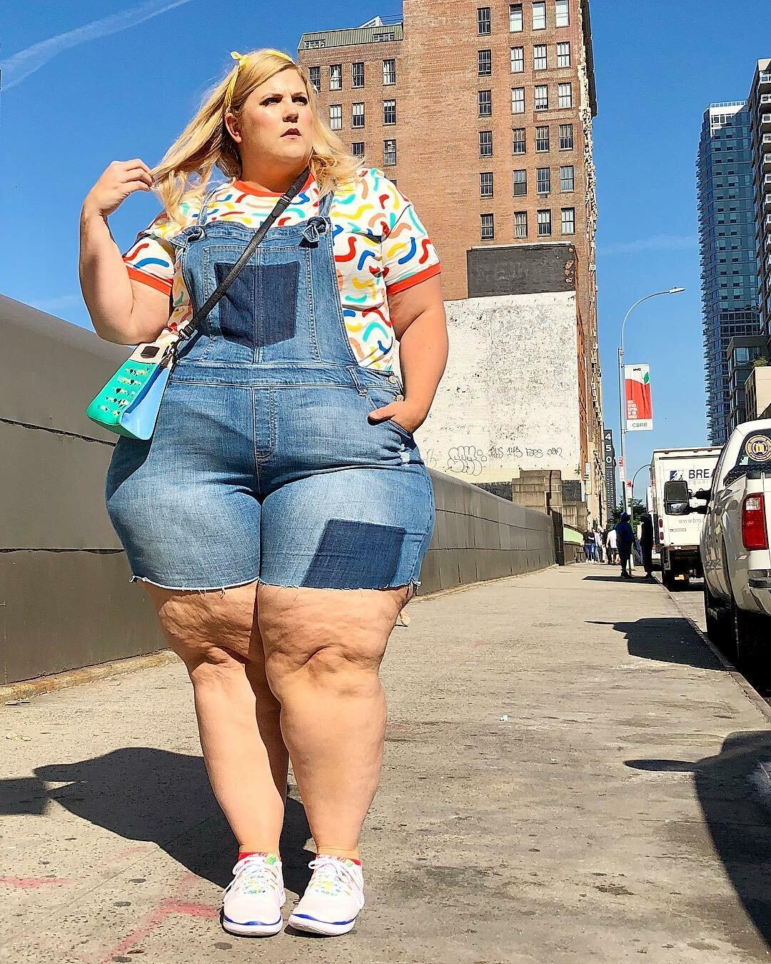 kHAnxMkkVp8 - Модная модель Gillette Venus: бодипозитив или пропаганда ожирения