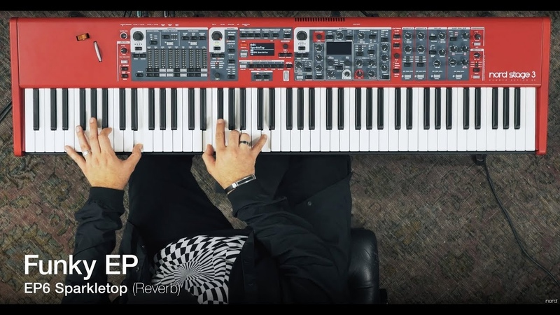Nord Stage 3 Robi Botos Sessions - Vintage Electric Pianos