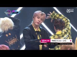 Newkidd - tu eres [kpop tv show | m countdown 09.05.19 ep.618]