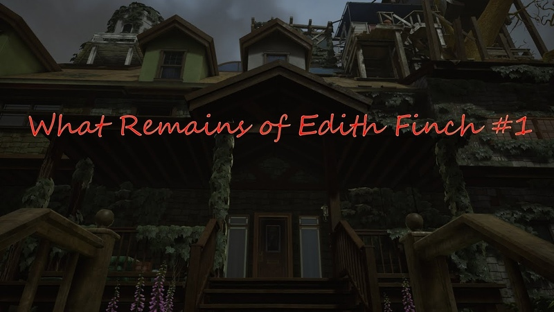 What Remains of Edith Finch 1
