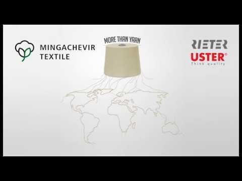 Mingachevir Textile Corporate Video, Mingəçevir Tekstil Tanıtım Filmi, Рекламный Ролик