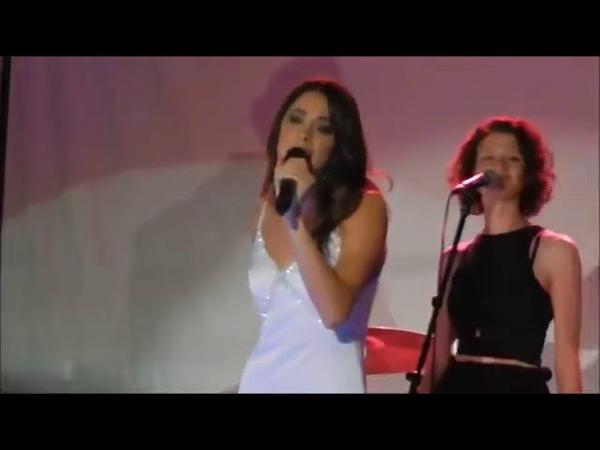 Quiero Volver - Tini Stoessel at San Isidro Hospital Charity Gala
