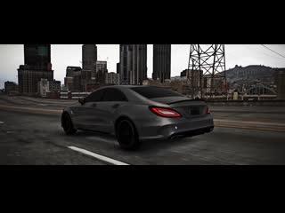 Mercedes-Benz CLS 6.3 S ///AMG