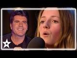 Kid Whitney Houston Gets Standing Ovation From Simon Cowell on BGT Kids Got Talent