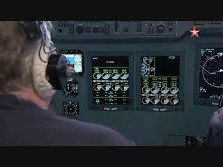 Финальная стадия испытаний: как работают все системы уникального заправщика Ил-78М-90А