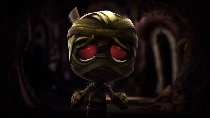 The Curse of the Sad Mummy | Amumu Music Video - League of Legends