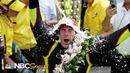 Simon Pagenaud wins Indianapolis 500 | Indy 500 | Motorsports on NBC