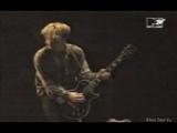 Nikos Deja Vu - The Cult - Nirvana (Live @ Pink Pop - MTV)