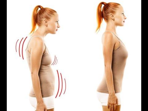 методы коррекции осанки и телосложения