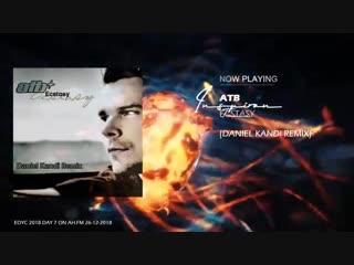 ATB – Ecstasy (Daniel Kandi Remix)