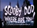 Scooby Doo, Where are you! Theme Song (1969)