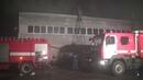 Рятувальники ліквідували масштабну пожежу у приміщенні цеху