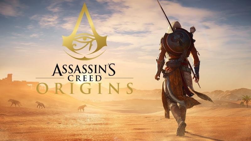 [RUS|PC] Assassin's Creed Origins / Истоки ➤ Прохождение 10 ➤ НОВЫЙ АССАСИН В ЕГИПТЕ (18)