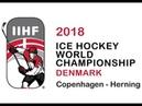 2018 Ice Hockey World Championship Denmark Finland vs United State