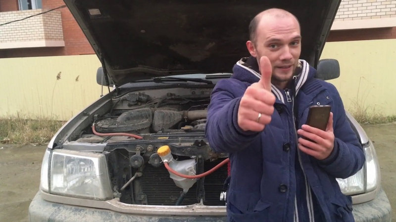 🔥🔥🔥Дизельный авто на водороде! Электролизер в Авто!🔥