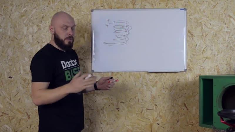Как подключить сабвуфер (последовательное подключение динамиков, параллельное)