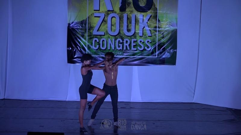 VII RIO ZOUK CONGRESS - Pedro e Ana