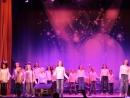 Концерт в ДК Сатурн посвященный Дню мира 20 сентября 2018г Мир без войны
