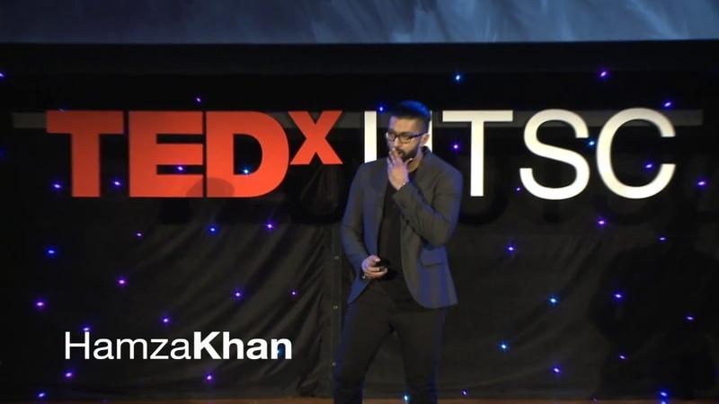 The Burnout Gamble Hamza Khan TEDxUTSC