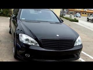BRABUS S550 BLACK