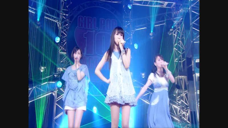 Perfume - Girl Pop Factory 2010 (Fuji Next TV 2010.09.22)