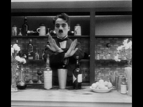 Чарли Чаплин - Каток (1916) [chamber score] [субтитры]