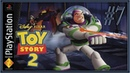 Toy Story 2 Buzz Lightyear to the Rescue PSOne Прохождение 7