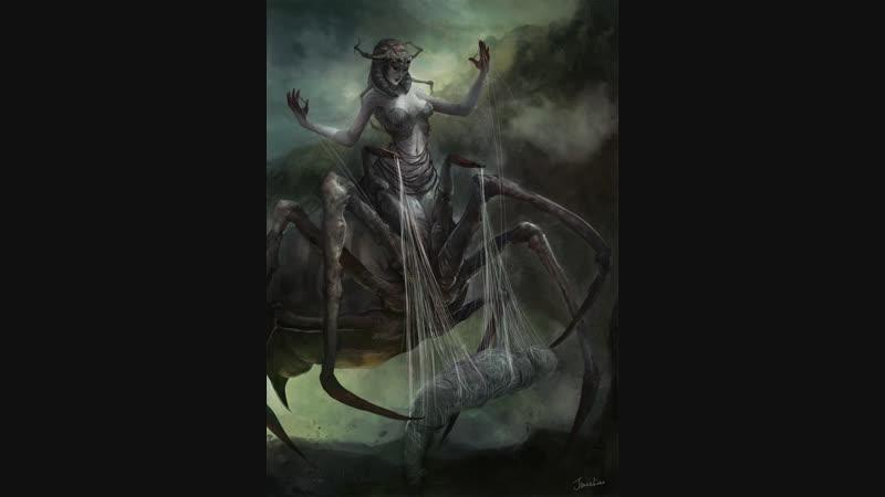 Arachne [DMTM] Time to be Hero \ Арахна Время для Героя