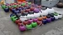 Türkiye'nin En Renkli Saksı Fabrikası