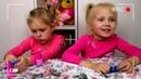Новое видео на моём канале ,не пропустите! Милана и Полина распаковывают детскую косметику