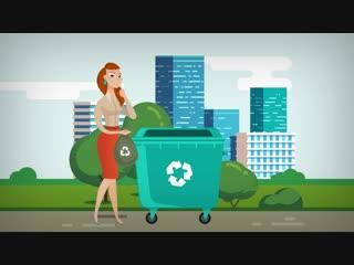 Как будет работать новая система вывоза мусора в Самарской области