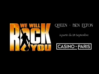 We Will Rock You Le Musical (10-11.2018)
