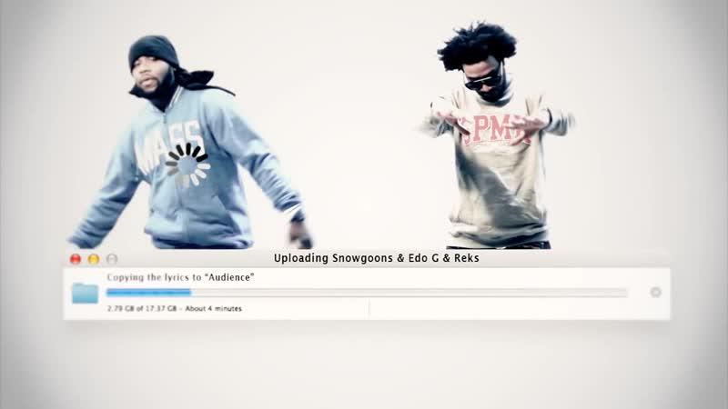 Snowgoons feat. Edo. G Reks - Suckaz Behind Screens