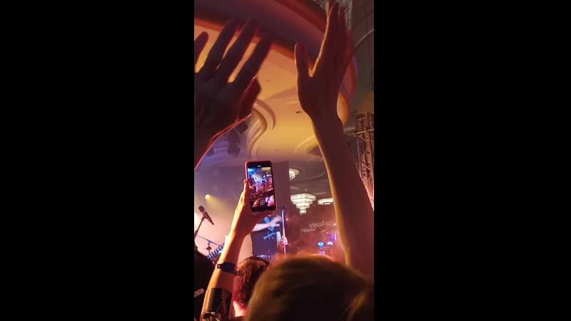 Русский рок Би-2 Молитва Сочи live