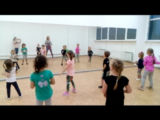 Kids class (5-7 лет)
