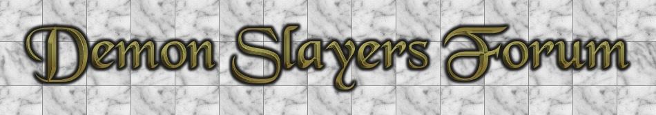 Demon Slayers painting community forum
