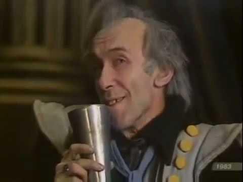 Спектакль Сирано де Бержерак 1983