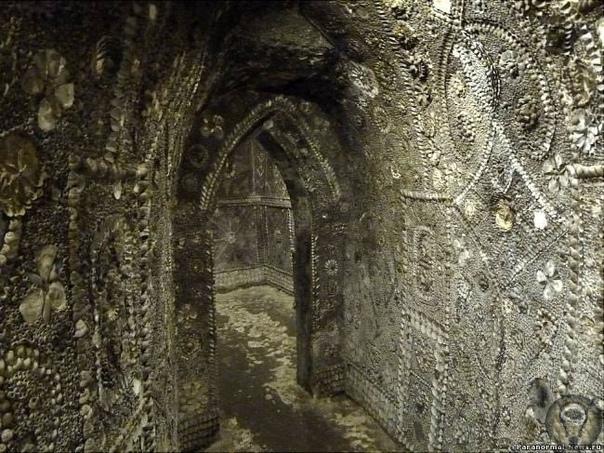Загадка Грота Ракушек Великобритания таит в себе много исторических загадок, и одной из них является Грот ракушек (Shell Grotto), который находится в городе Маргит в графстве Кент. Этот