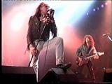 Saxon - live Ludwigshafen 1995 Christmas Metal Meeting - Underground Live TV recording