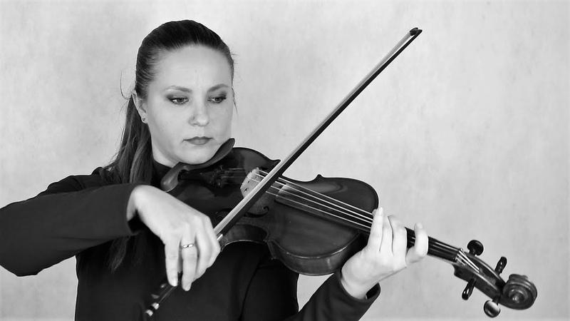 Песня Михаила Круга Кольщик скрипка и фортепиано