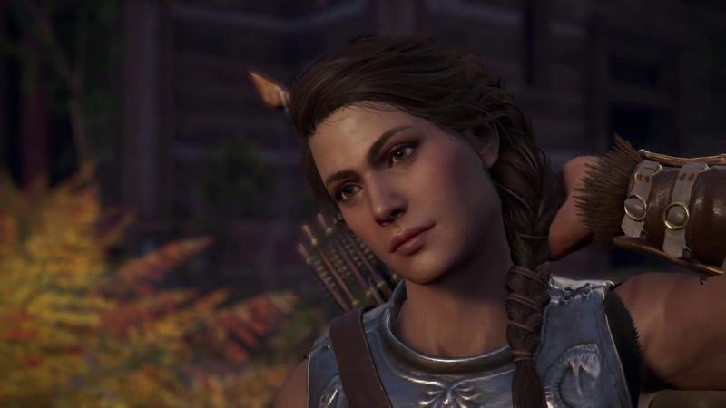 Assassin's Creed Odyssey Прохождение 8 ПИФИЯ И БОСС КАБАН