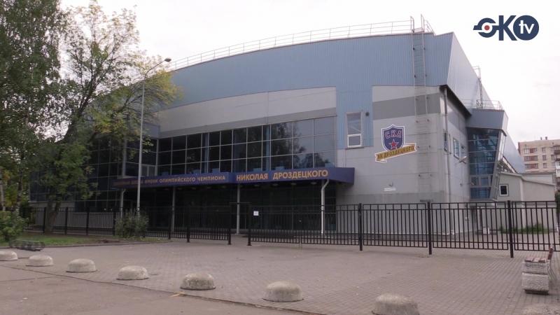 Колпинцы обеспокоены закрытием ледового катка спортивной школы имени Николая Дроздецкого