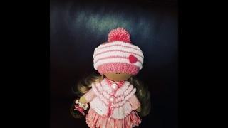 Начинаем шить куклу - тильду //раскрой, сшивание деталей / ч.1