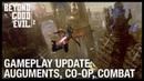 Новый геймплей Beyond Good Evil 2 Аугментации транспорт кооператив подзорная труба